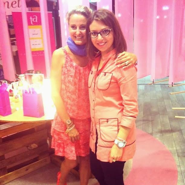 Con Carla Royo Villanova