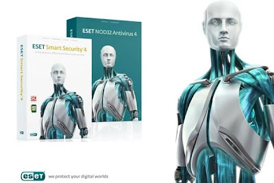 ESET NOD32 Antivirus - Smart Security v2 - v3 - v4 - v5