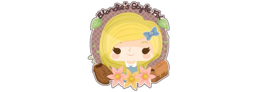 Blondie's Style Fix
