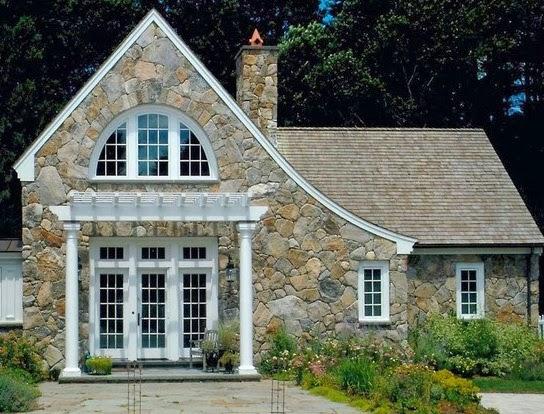 Fachadas de piedra dise os de casas con fachadas de piedra - Fachadas de casas con piedra ...