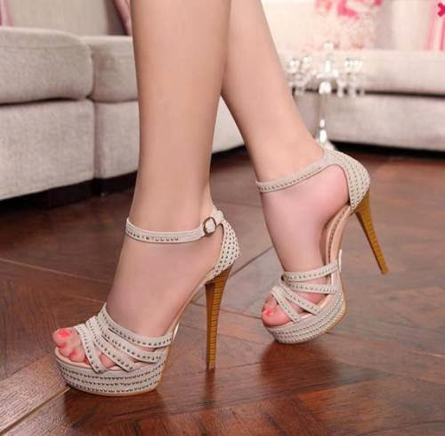 Shoes Fashion Trends For Ladies...
