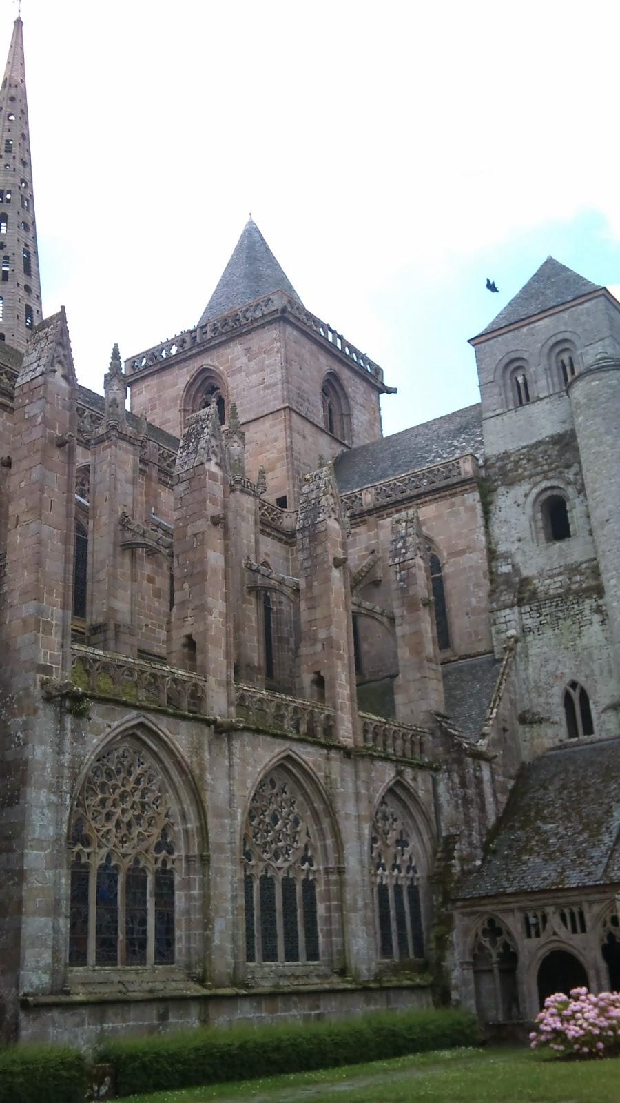 Clocher de l'abbaye