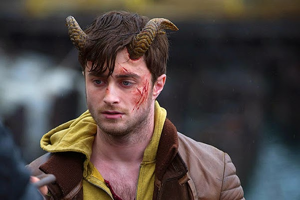 Horns with Daniel Radcliffe