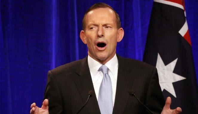 Abbott Merasa Berada di Puncak Kekuasaan