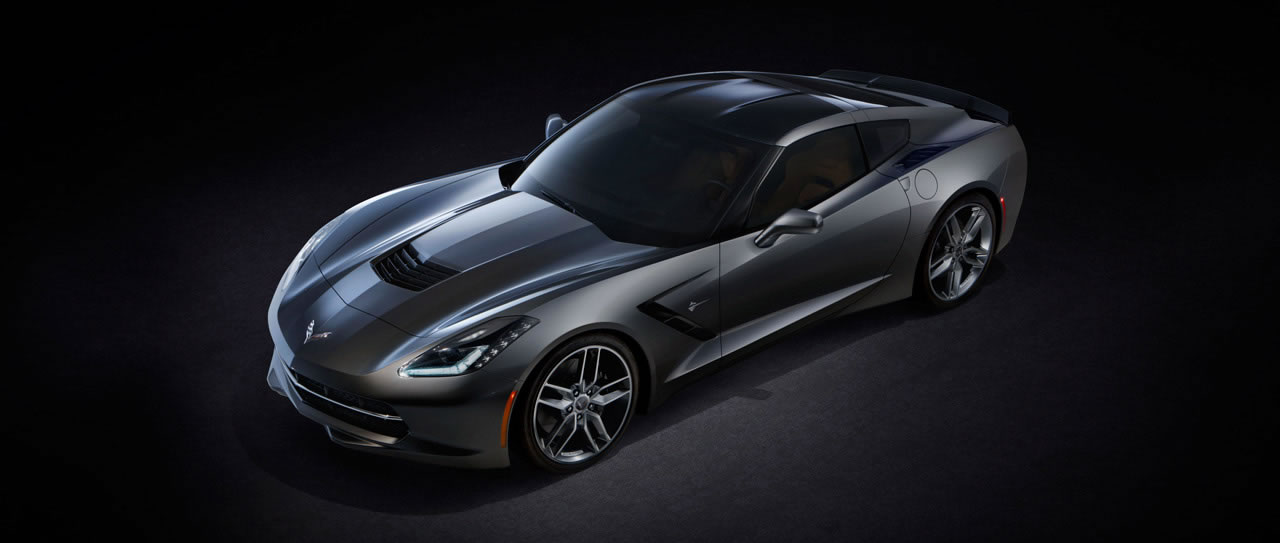 2014 corvette Stingray Wallpaper 5