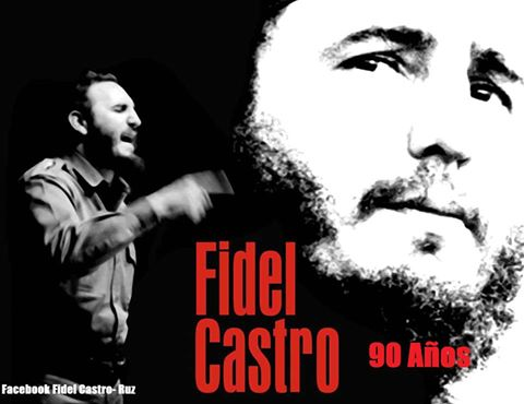 90 anos de Fidel Castro