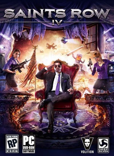 Saints Row IV PC Game