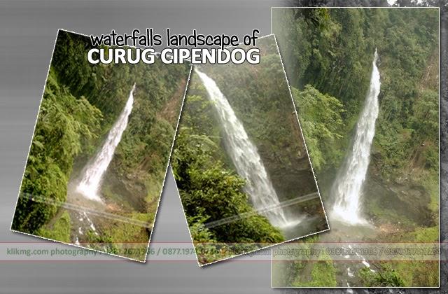 Landscape Air Terjun/ Curug : Cipendog - Banyumas. Photo by. KLIKMG.COM - Photographer Purwokerto, Photographer Banyumas, Photographer Indonesia