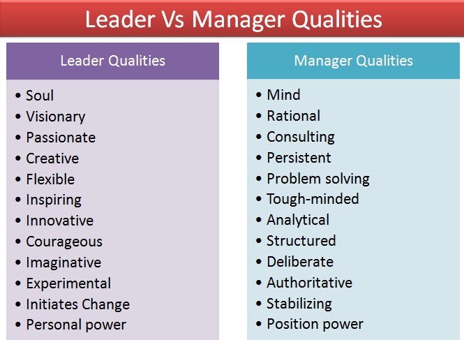 management v leadership essay Sample essay: the difference between management and leadership introduction is there any difference between leadership and management.