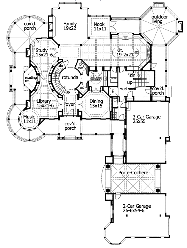 Mansion house plans 10 bedrooms home design and style for 10 bedroom mansion floor plans
