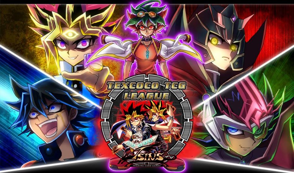 TEXCOCO LEAGUE YU-GI-OH!