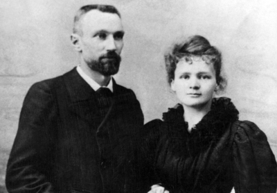 Most Famous Immortal Love Stories In History And Literature Marie and Pierre Curie