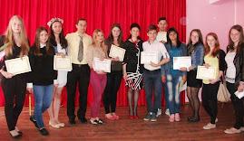 Festivitatea de premiere, Liceul Teoretic Roznov, 20.06.2014..