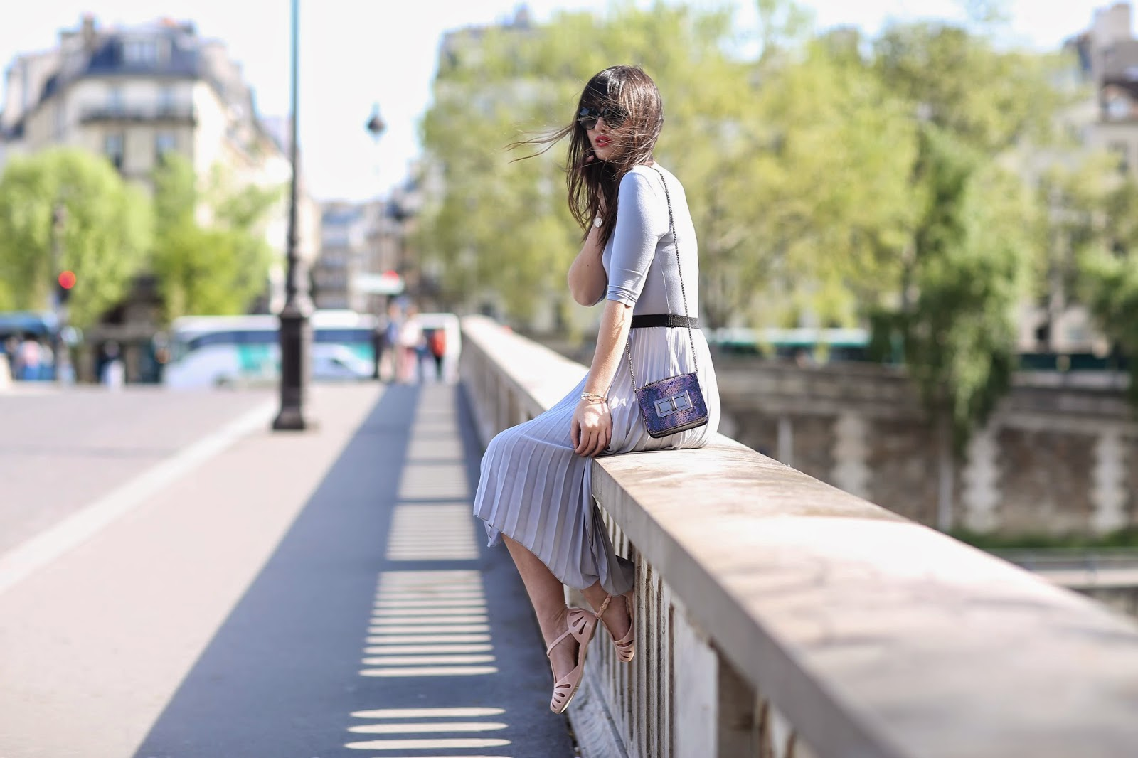 Chic parisian fashion