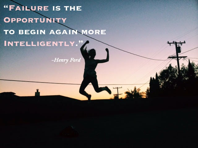 Henry Ford Quote, Failure quote