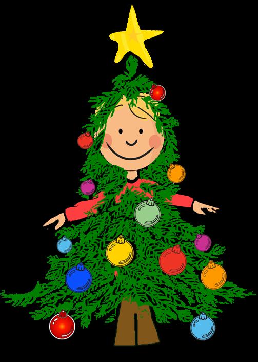 Dibujos coloreados navidad para imprimir - Arbol de navidad para imprimir ...