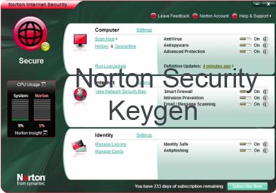 Norton Security Plus 2015 Keygen Portable License Serial
