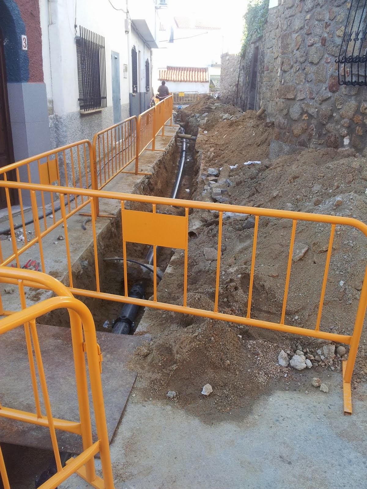 Renovación de abastecimiento