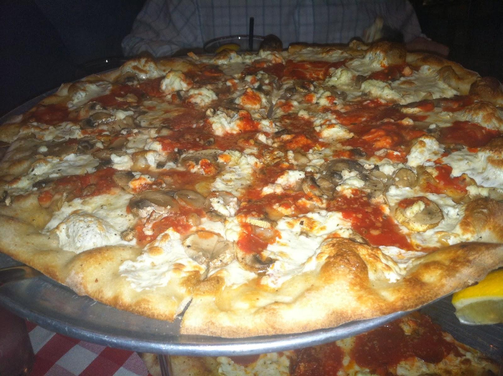 Tipsy Foodie Grimaldi 39 S Coal Brick Oven Pizzeria Palm