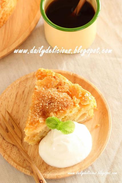 Basic Apple Cake