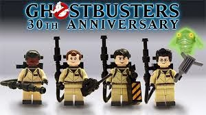 ghostbusters 30th anniversary characters