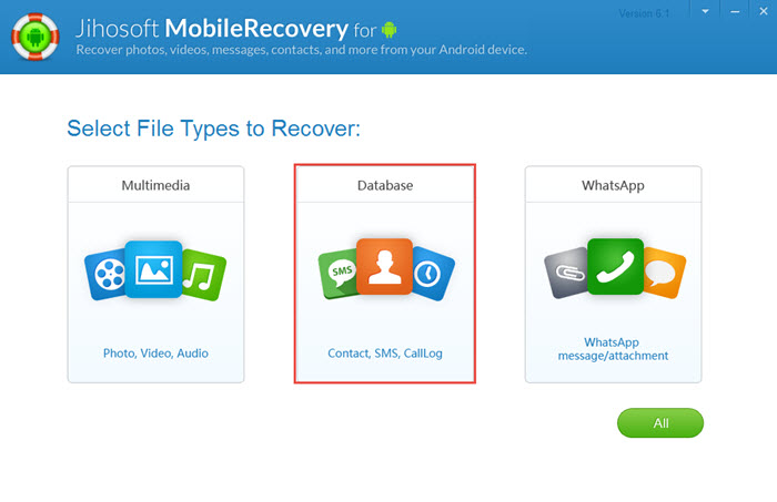 Android Data Recovery: How to Recover Contacts after Factory Reset