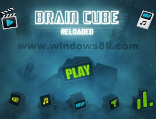 Windows 8 Brain Cube Reloaded