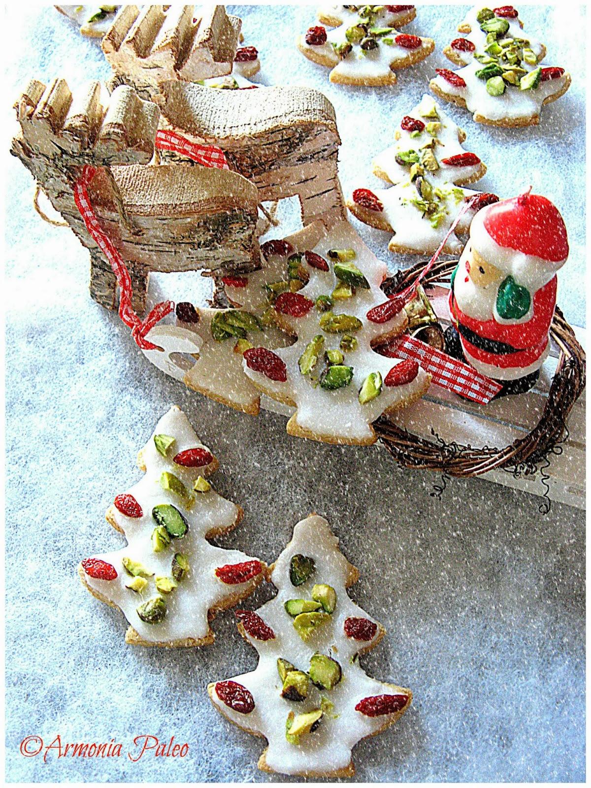 Alberelli di Natale di Armonia Paleo