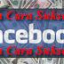 Belajar Bagaimana Cara Sukses Jualan Online Dari Facebook