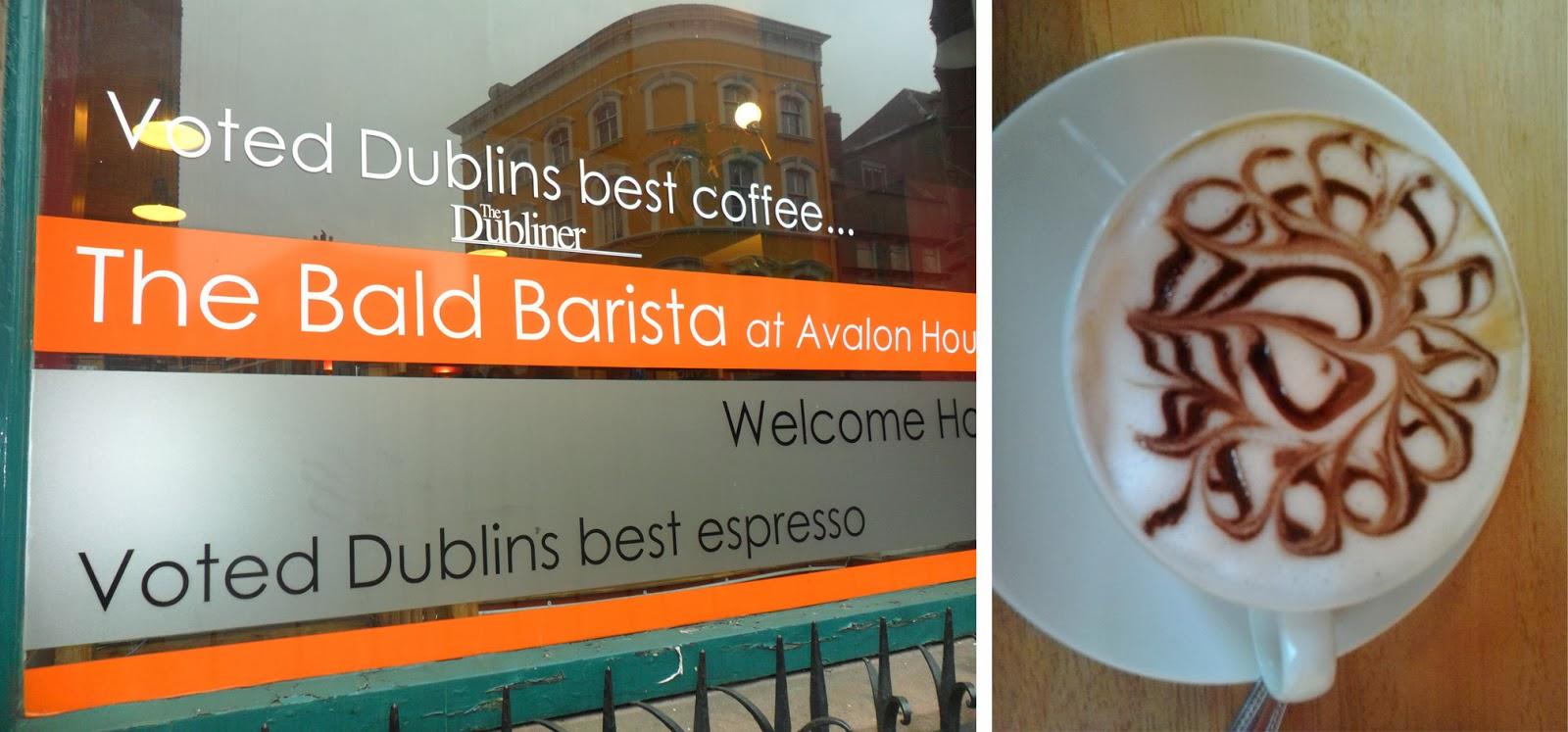 Mejor café de Dublín, Bald Barista