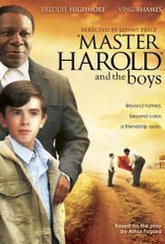 Master Harold And the Boys - Watch 'Master Harold' ... And the Boys Online Free 2010 Putlocker