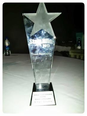 HCC Annual Performance Award 2013