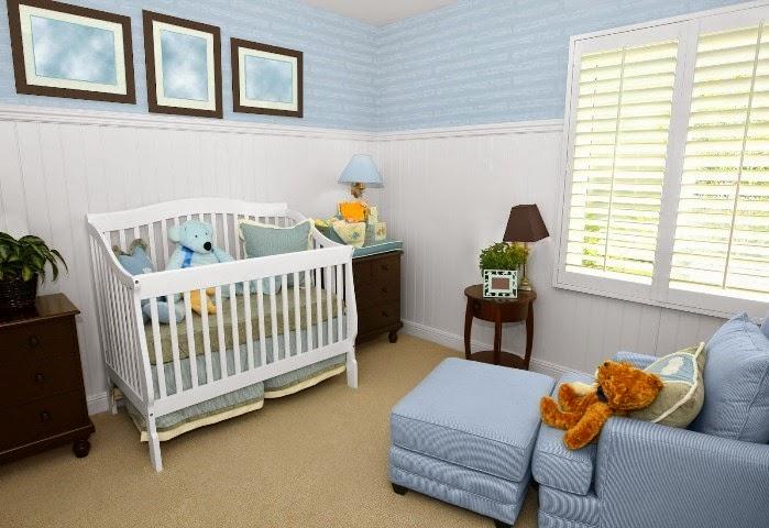 baby room wall color ideas