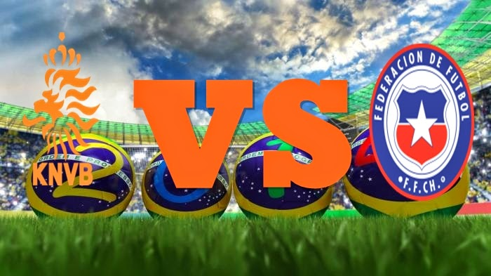 Prediksi Skor FIFA World Cup Terjitu Netherlands vs Chile jadwal 23 Juni 2014