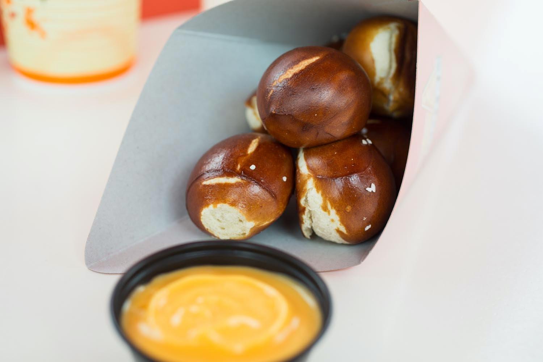 cozy cone motel pretzels