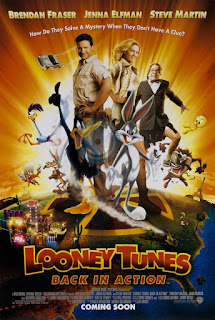 Watch Looney Tunes: Back in Action (2003) movie free online