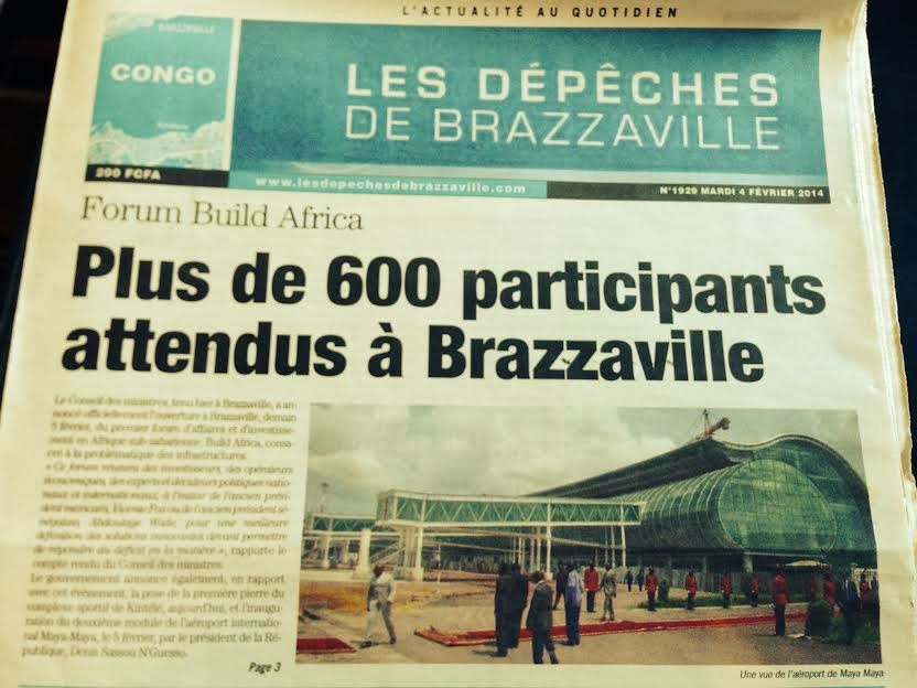 C mara de com rcio brasil congo nouvelles du congo for Chambre de commerce du congo brazzaville