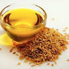 Homemade Facial with Flaxseed Oil