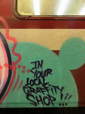 Bello Gesto - In your local graffity shop