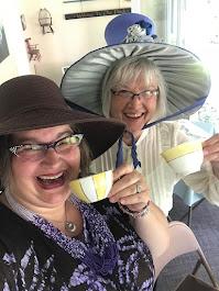 2018 Garden Tea with Mom