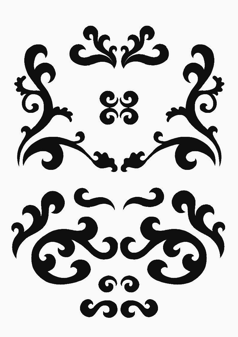 Tolle Ornamente Malvorlagen Ideen - Malvorlagen Von Tieren - ngadi.info