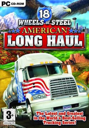 18 Wheels of Steel American Long Haul - PC