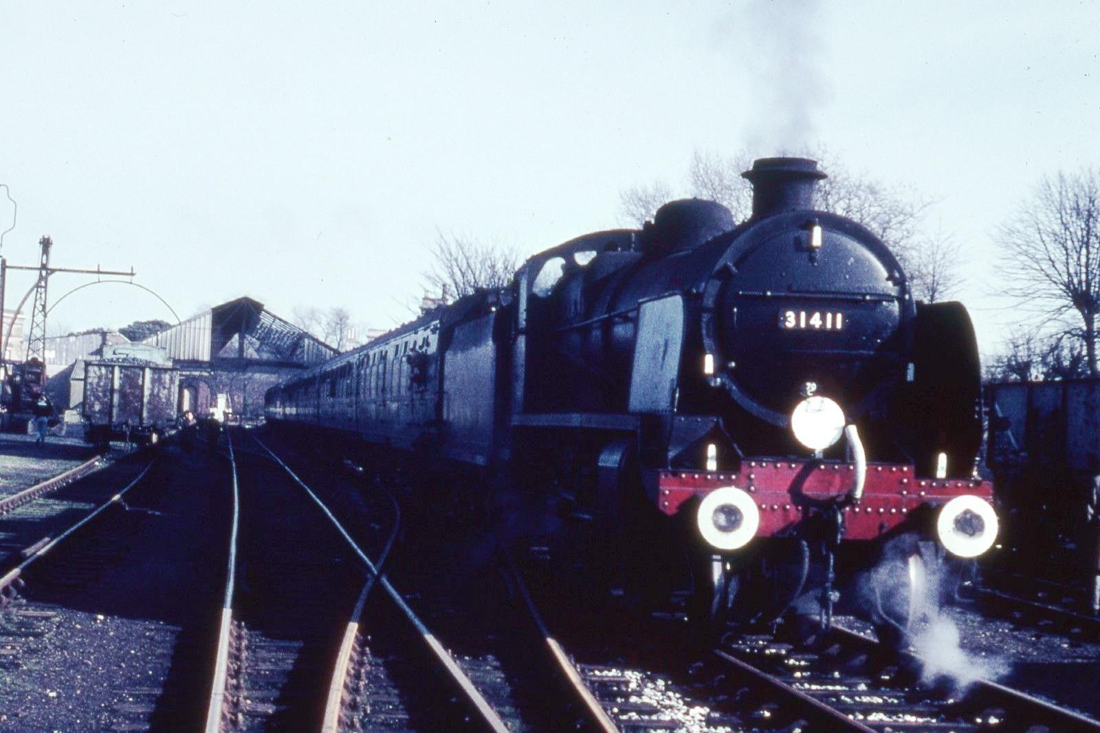 Railtour 1966
