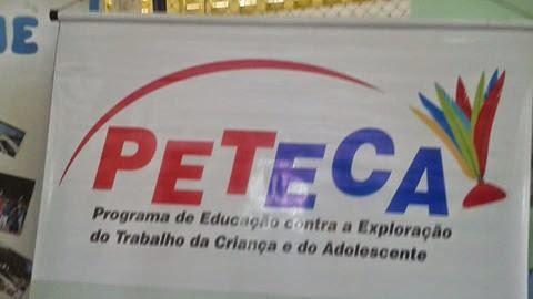 A Escola Ernesto Gurgel Valente de Aquiraz tem o Projeto Peteca 2015.12/02/15