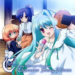 C3 Character Song Album