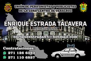 CONTRATA TU SERVICIO DE PERIFONEO A LOS SIGUIENTES TELEFONOS: 271 126 6393 Y 271 110 6827