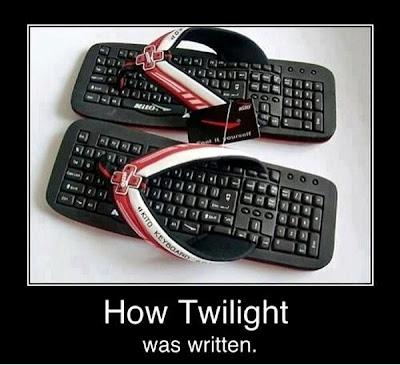 Tastatur Flip Flops