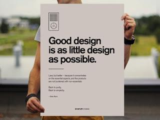 design art quotes dp pictures good design as little design