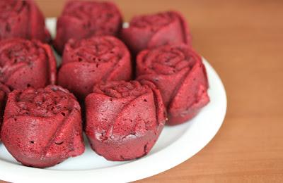 Recipes For Sweetheart Rose Cake Pan