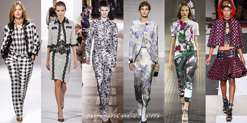 Spring Summer 2014 Women's Suits Fashion Trends
